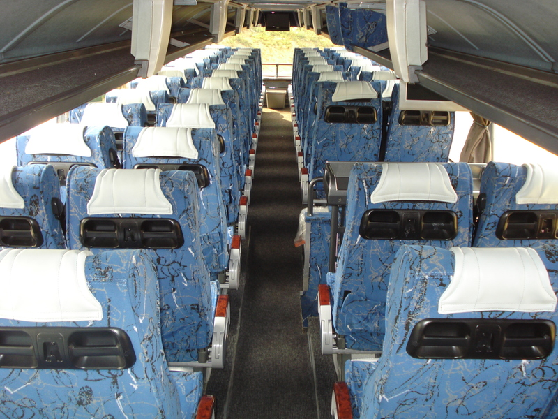 75 seatings - Neoplan N122 Skyliner | Luberti Bus